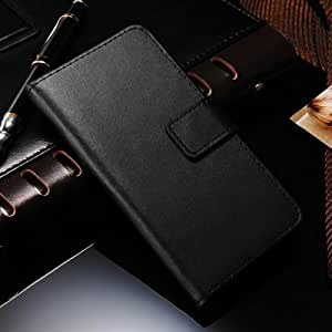 """10 pcs/lot Genuine Leather Case For iPhone 6 Plus 5.5"""" Inch Book Style Flip Stand Mobile Phone Back Cover Wholesale --- Color:white"""