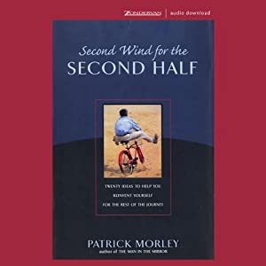 Second Wind for the Second Half Audiobook
