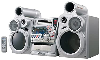 JVC MX GT90 GigaTube Compact Stereo System Discontinued By Manufacturer