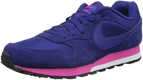 Deep Runner Blue Deep Royal Royal white Blue Md pink NIKE Foil 2 Laufschuhe Blau Damen qEBUz