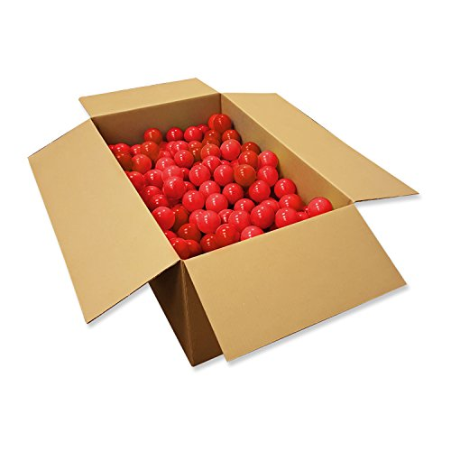 Kiddy Up Crush Resistant Play Pit Balls, Red by Kiddy Up