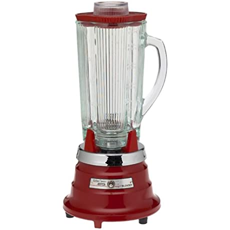 Waring PBB204 Professional Bar Blender Chili Red