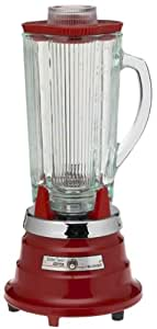 Waring PBB204 Professional Bar Blender, Chili Red