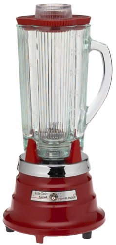Waring PBB204 Professional Bar Blender, Chili Red