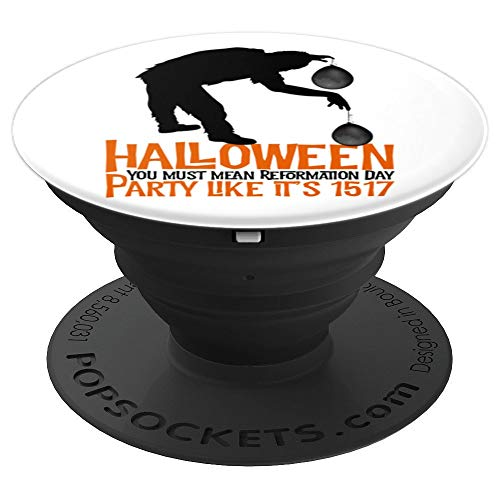 Funny Reformation Day Party - PopSockets Grip and