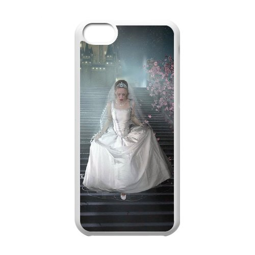 SYYCH Phone case Of Cinderella Cover Case For Iphone 5C