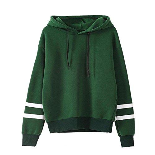 XUANOU Womens Sleeve Sweatshirt Pullover