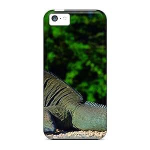 Iphone 5c Case Bumper Tpu Skin Cover For Komodo Dragon Accessories