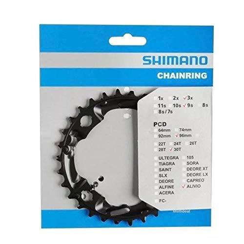 Coroa 30 Dentes Shimano Fc-m4000 Alivio