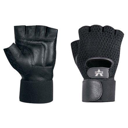 Aviditi GLV1015M Mesh Material Handling Fingerless Gloves...