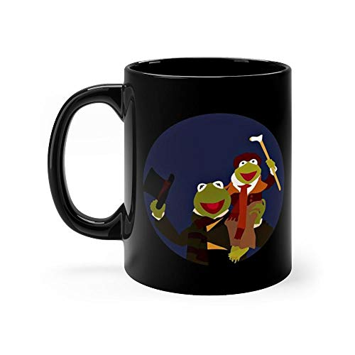 Muppet Christmas Mug Coffee Mug 11oz Gift Tea Cups 11oz Ceramic Funny Gift -