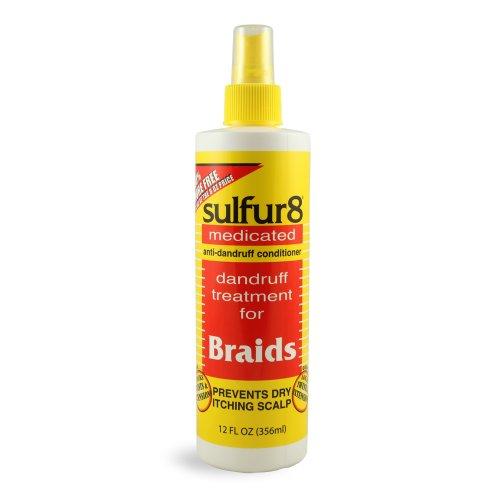 Sulphur 8 Braid Spray 12oz from STRICKLAND & CO