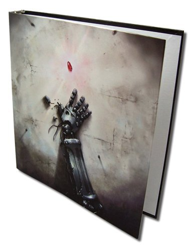 FullMetal Alchemist Brotherhood - Automail Arm 1.5'' Binder by FullMetal Alchemist Brotherhood