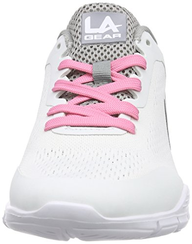 Blanc White L Malibu Basses Femme Gear Weiß Baskets off 02 a nfxqrnR