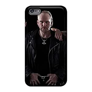CristinaKlengenberg Iphone 6 Best Hard Cell-phone Case Allow Personal Design Fashion Grave Band Pictures [Agp7942NSEZ]
