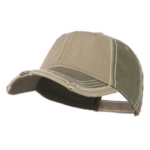 Cotton Twill Hat Bands Khaki - 3