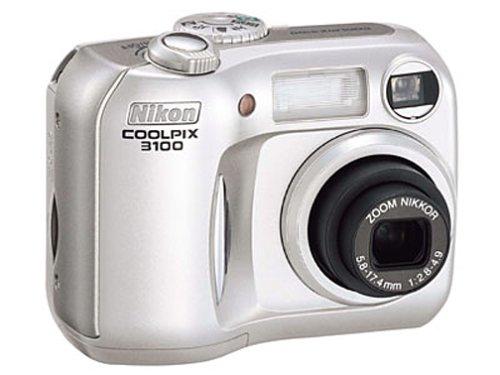 Zoom 3 Megapixels Digital Cameras - 1
