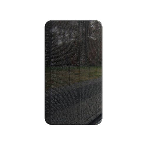 Vietnam Memorial Wall Washington DC - Metal Lapel Hat Pin Tie Tack Pinback - Memorial Wall Dc