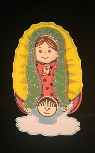 Guadalupe Figures - 6