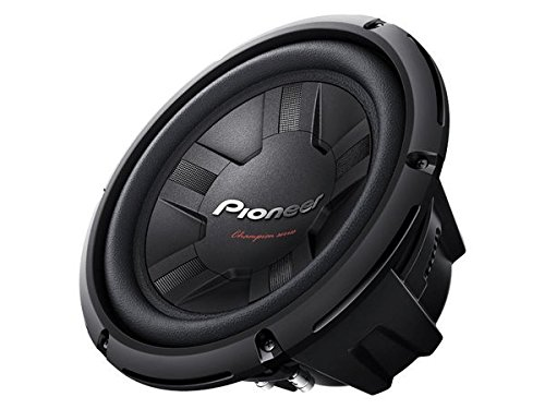 Pioneer TSW261S4 10-Inch Champion/SINGL 4OHM/1200W/4 Equalizer (System Home Watt Theater 1200)