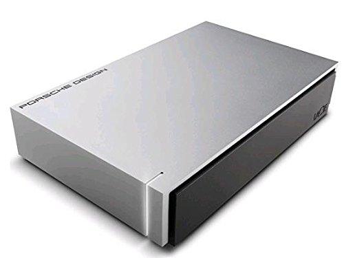 LaCie Porsche Design P'9233 8TB USB 3.0 Desktop Hard Drive 9000604