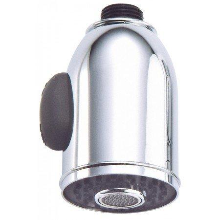 Danze DA523269NBN Trim Line Pull-Down Kitchen Faucet Spray Head, 2.2 GPM, Brushed Nickel by Danze