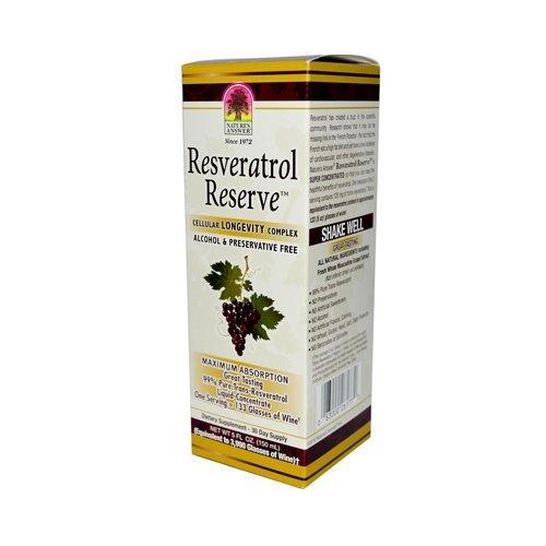 Nature'S Answer Resveratrol Reserve 5 Fz