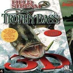 Trophy Bass 3D (Jewel Case)