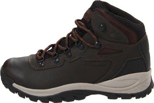 Columbia Women's Newton Ridge Plus-Wide Hiking Boot,Cordovan/Crown Jewel,5.5 W US by Columbia (Image #5)