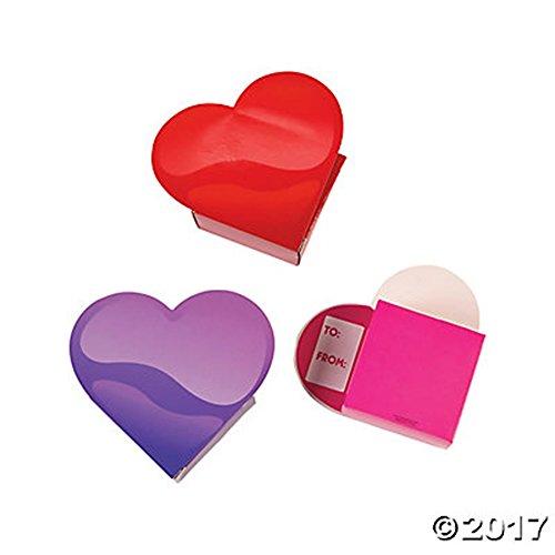 Valentine Candy Baskets - 4