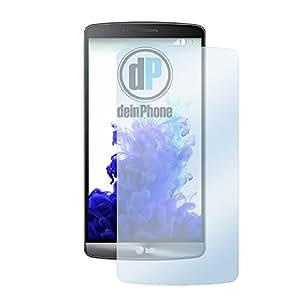 deinPhone LG G3 5 x protector de pantalla mate anti-finger Print