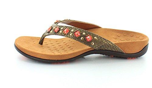 Sandal Women's Bronze Vionic Croco Floriana T7zqfwTxE8