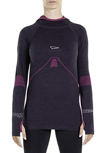 XAED XAED Laufshirt Damen mit Kapuze dames shirt