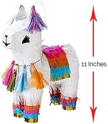 Amazon.com: Boho Decor Bohemia Llama Pinata Fiesta ...