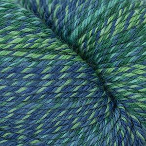 Cascade 220 Superwash Wave Shift Effect Washable Wool Yarn - #105 Blue Green