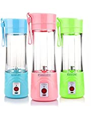 Hand Portable Blender Mixer USB Charging Mode Small Mini Juicer Extractor Household Whisk Fruits Juice Machine Smoothie Maker