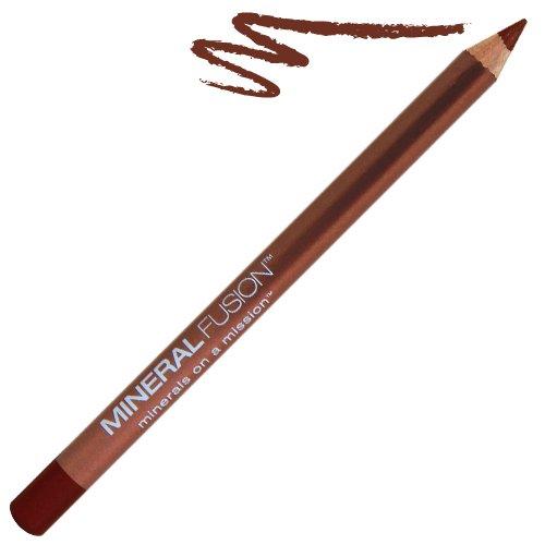 Минеральная Fusion Natural Бренды карандаш для глаз, Грубый, 0,04 Унция