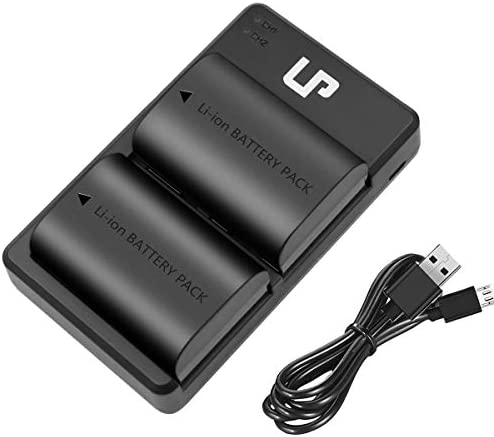 LP Battery Charger 2 Pack Compatible product image