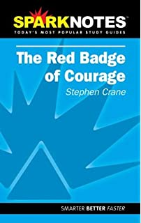 com cliffsnotes on crane s the red badge of courage spark notes the red badge of courage stephen crane