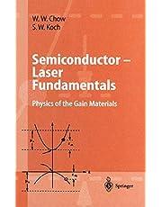 Semiconductor-Laser Fundamentals: Physics of the Gain Materials