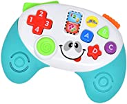 Number 1 in Gadgets Baby Remote Toy Game Controller, Musical Toys Light and Sound Early Educational Learning f