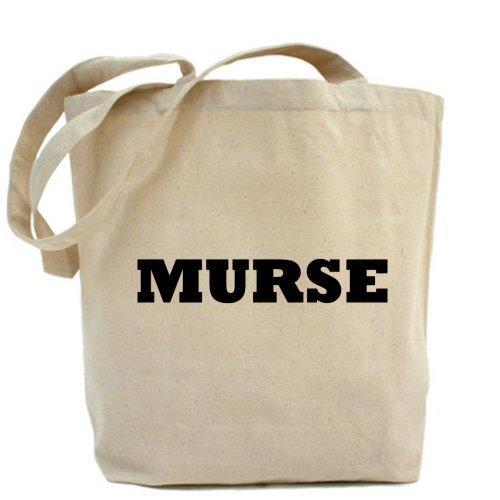 CafePress Murse-Borsa Tote-Borsa da infermiera