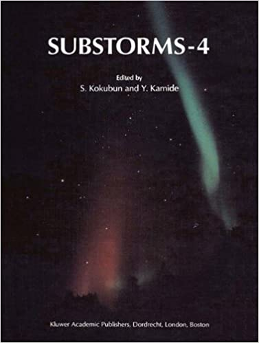 Substorms-4: International Conference on Substorms-4 (Astrophysics