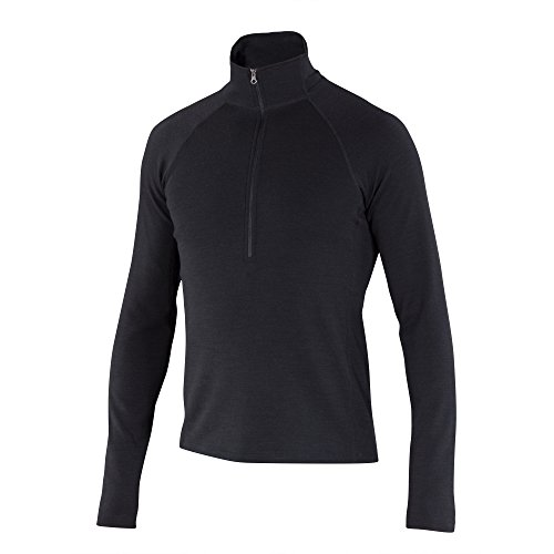 Ibex Northwest Pullover - Men's Black - Shirt Northwest Black