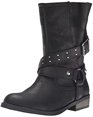 Fancy Jessica Simpson Jessica Simpson Callie Moto Boot (Little Kid/Big Kid)