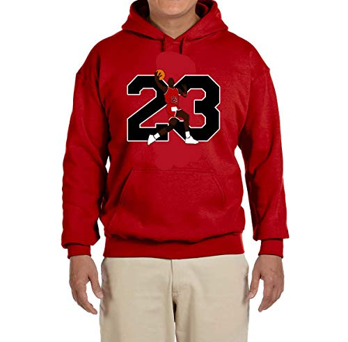 Peg Leg Shirts Navy Chicago Jordan 23 Hooded Sweatshirt, used for sale  Delivered anywhere in USA