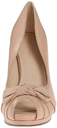Nine West Fealey Piel Tacones de Plataforma