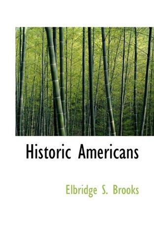 Historic Americans ebook