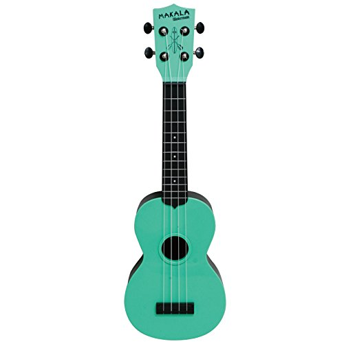 The Waterman Soprano Ukulele by Kala in Seafoam Green (KA-SWB-GN)
