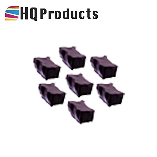 HQ Products Premium Compatible Replacement for Xerox 7Pk 108R00747 Magenta Solid Ink for use with Phaser 8860, 8860DN, 8860MFP Series Printers.